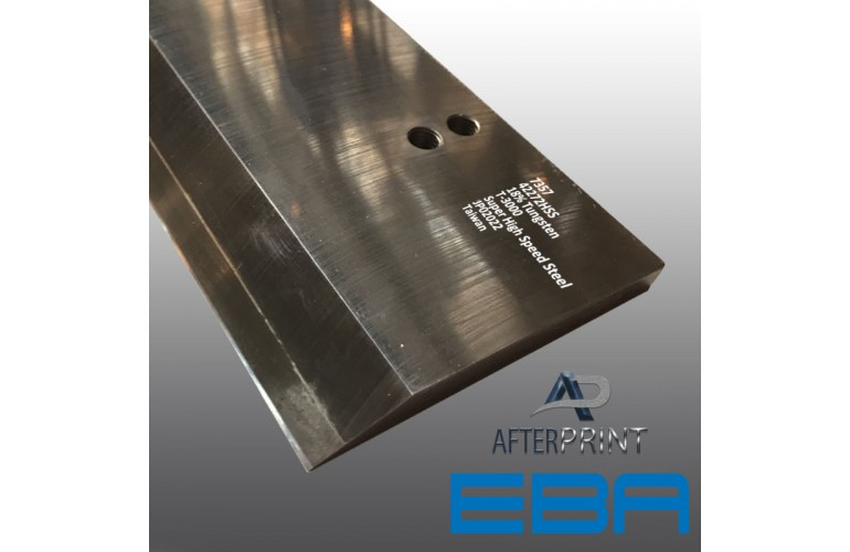 EBA 550 Guillotine Blade - Super High Speed Steel