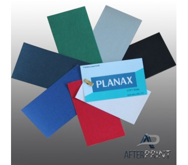Planax Copy Binder Strips - 25mm - Black (B)